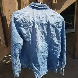 Sonoma Tops - Jean button up